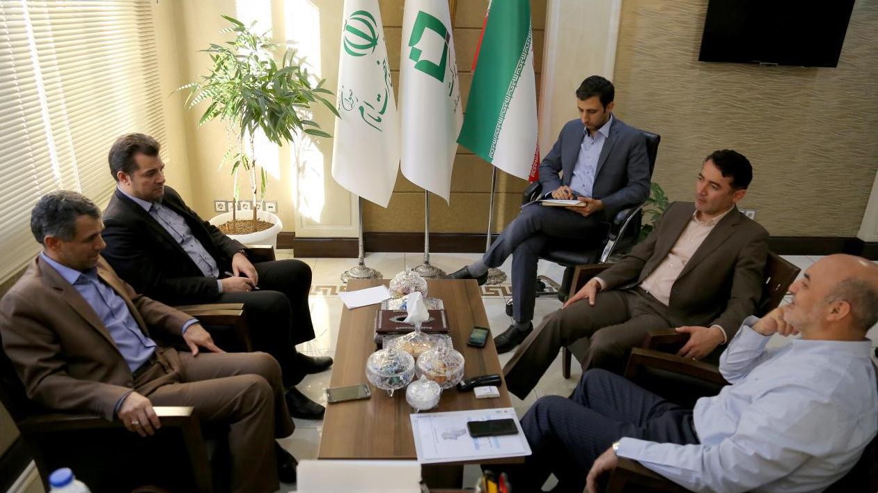 مؤسسة البركة و انخفاض نسبة البطالة في محافظة اردبیل