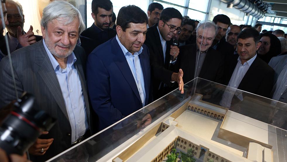 Barakat's Pharmaceutical Industrial Town Opened