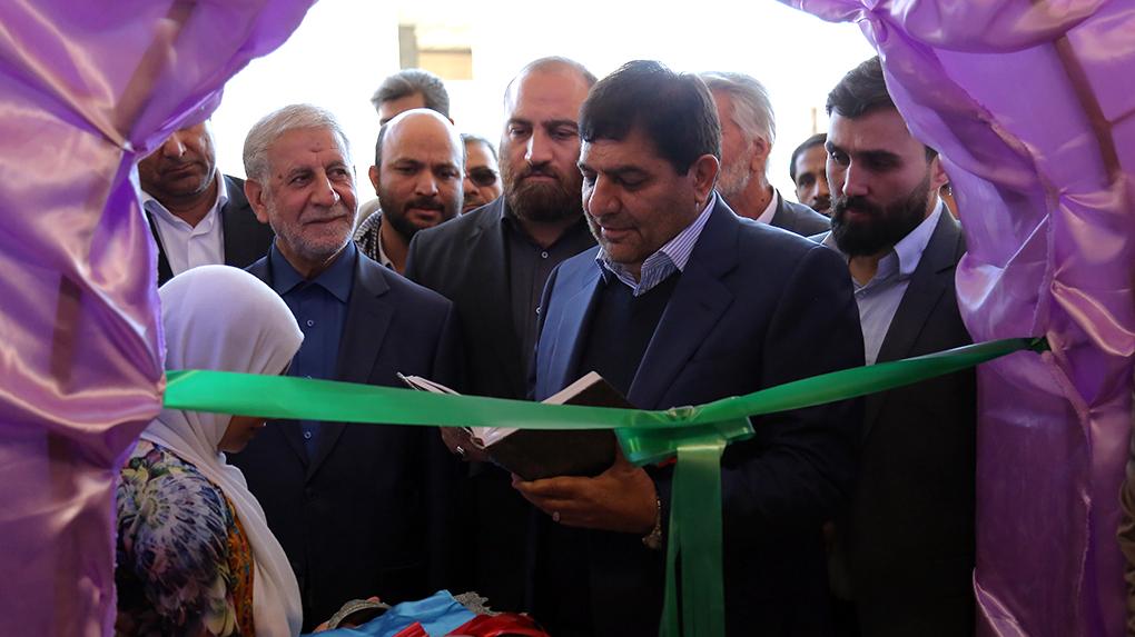 افتتاح ۴۱ مرکز سلامت و ۵ مدرسه احداث شده توسط ستاد اجرایی فرمان امام در سیستان و بلوچستان