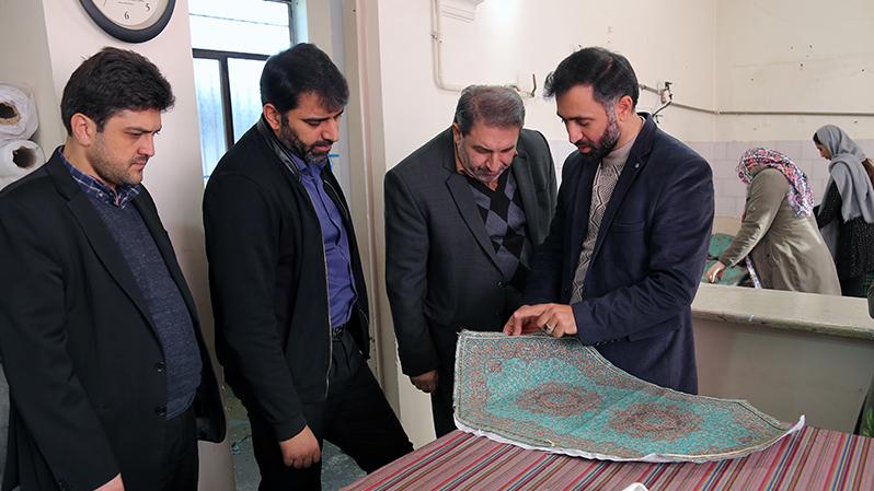 گزارش تصویری سفر مدیرعامل بنیاد برکت به استان گلستان