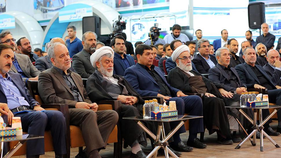 تقریر مصور لمراسم افتتاح 110 من مدارس البركة