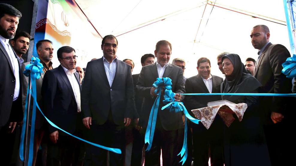 افتتاح اول معمل لانتاج منتجات الخلایا في غرب آسیا