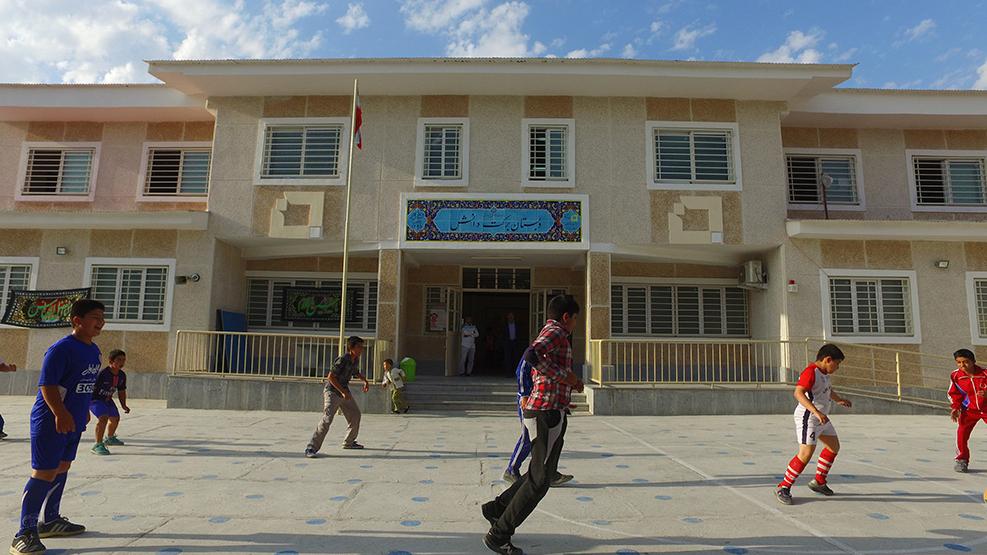 مؤسسة البركة تبني 55 مدرسة في محافظة كلستان