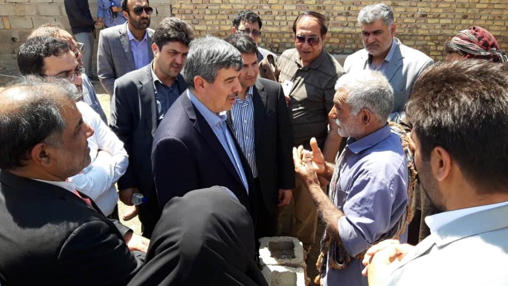 گزارش تصویری سفر رییس هیأت مدیرهی بنیاد برکتِ ستاد اجرایی فرمان حضرت امام(ره) به استان سیستان و بلوچستان