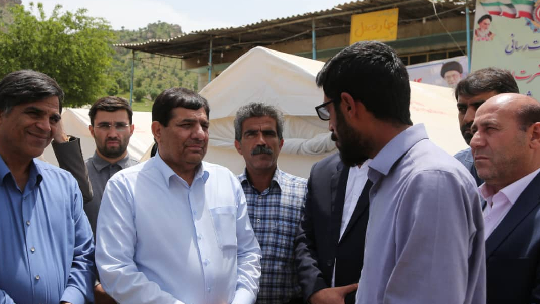 Salient Measures Taken by EIKO in Flood-Affected Areas in Lorestan Province