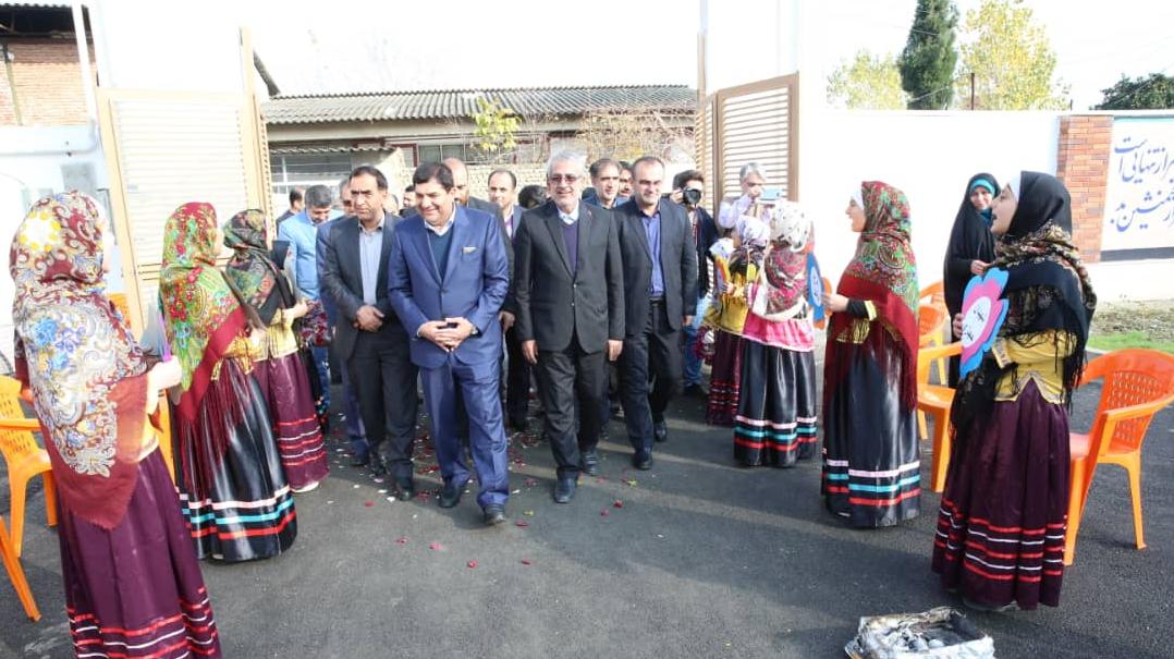 در جریان سفر رییس ستاد اجرایی فرمان امام انجام شد؛ بهرهبرداری از ۸۷ طرح عمرانی برکت در استان مازندران