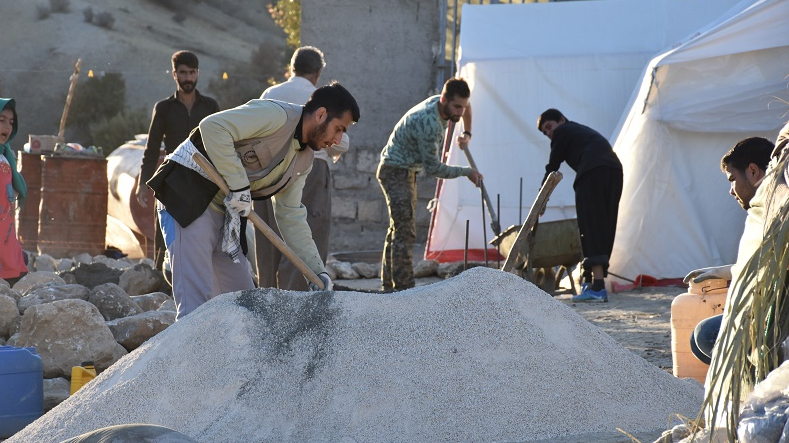 Jihadi Service Rendering Across 11 Villages in the Golestan Province