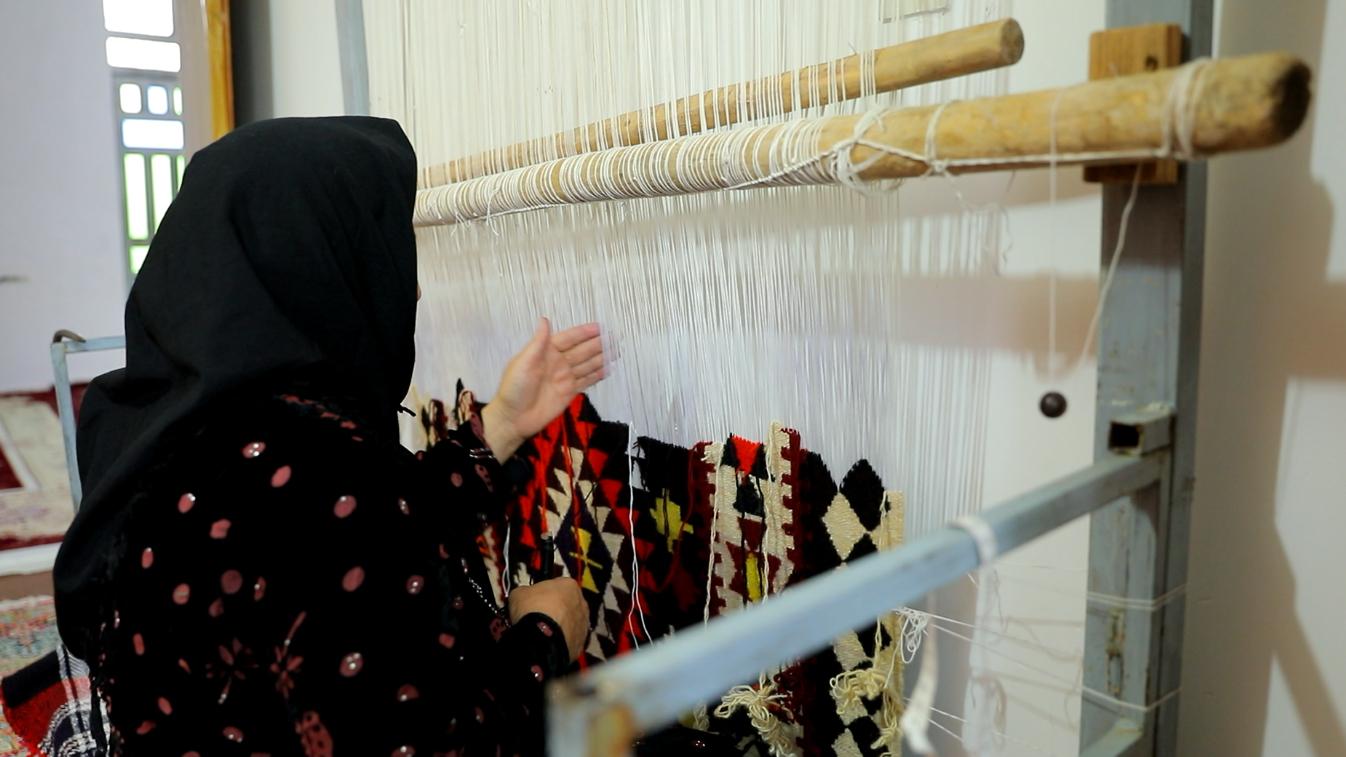 ایجاد اشتغال پایدار در مناطق محروم لرستان توسط بنیاد برکت