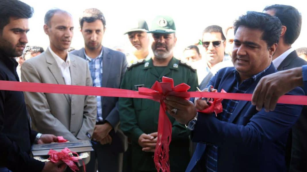 استعداد مراكز البركة للرعایة الصحیة في محافظة سیستان و بلوشستان لتقدیم الخدمات الی الناس.