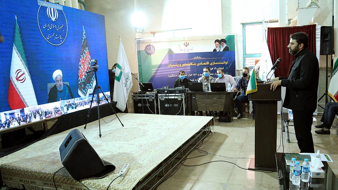 همزمان با روز روستا و عشایر توسط رئیس جمهور انجام شد؛ بهرهبرداری از ۶۰ هزار شغل برکت در مناطق روستایی و عشایری