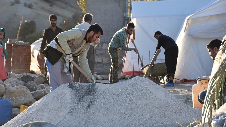 خدمترسانی جهادی در 11 روستای استان گلستان