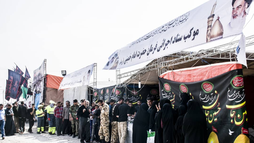 Various Services of EIKO in the Imam Hussein's Arbaeen Ceremony