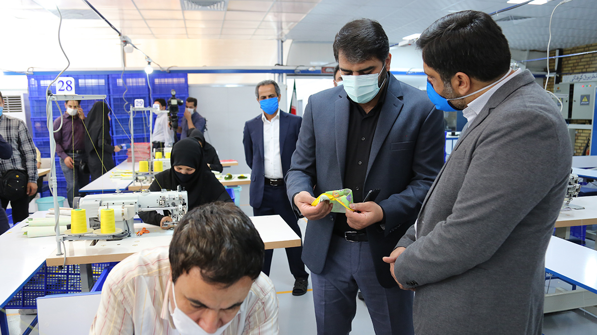 گزارش تصویری آیین افتتاح و احیای 200 کارگاه تولید نوشتافزار ایرانی در سراسر کشور