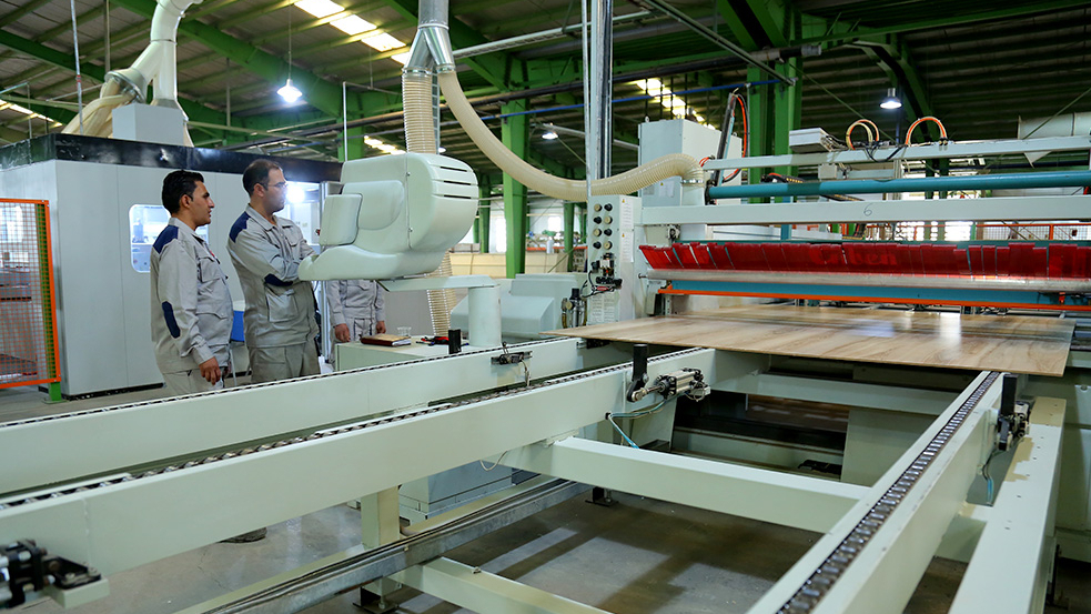 طرح توانمندسازی اقتصادی و اشتغالزایی بنیاد برکت: شرکت چوب و صنعت هیلو
