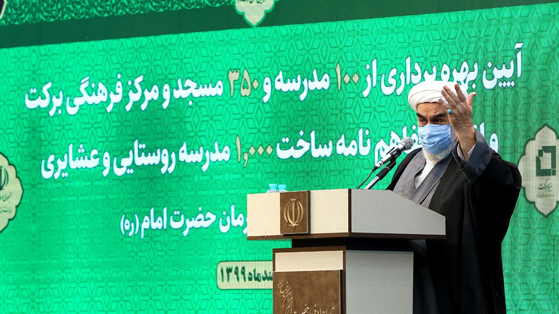 رئیس دفتر مقام معظم رهبری تاکید کرد:  اقدامات ستاد اجرایی خنثی کننده توطئه دشمنان است