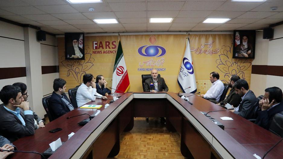 دیدار مدیران عامل بنیاد برکت و خبرگزاری فارس