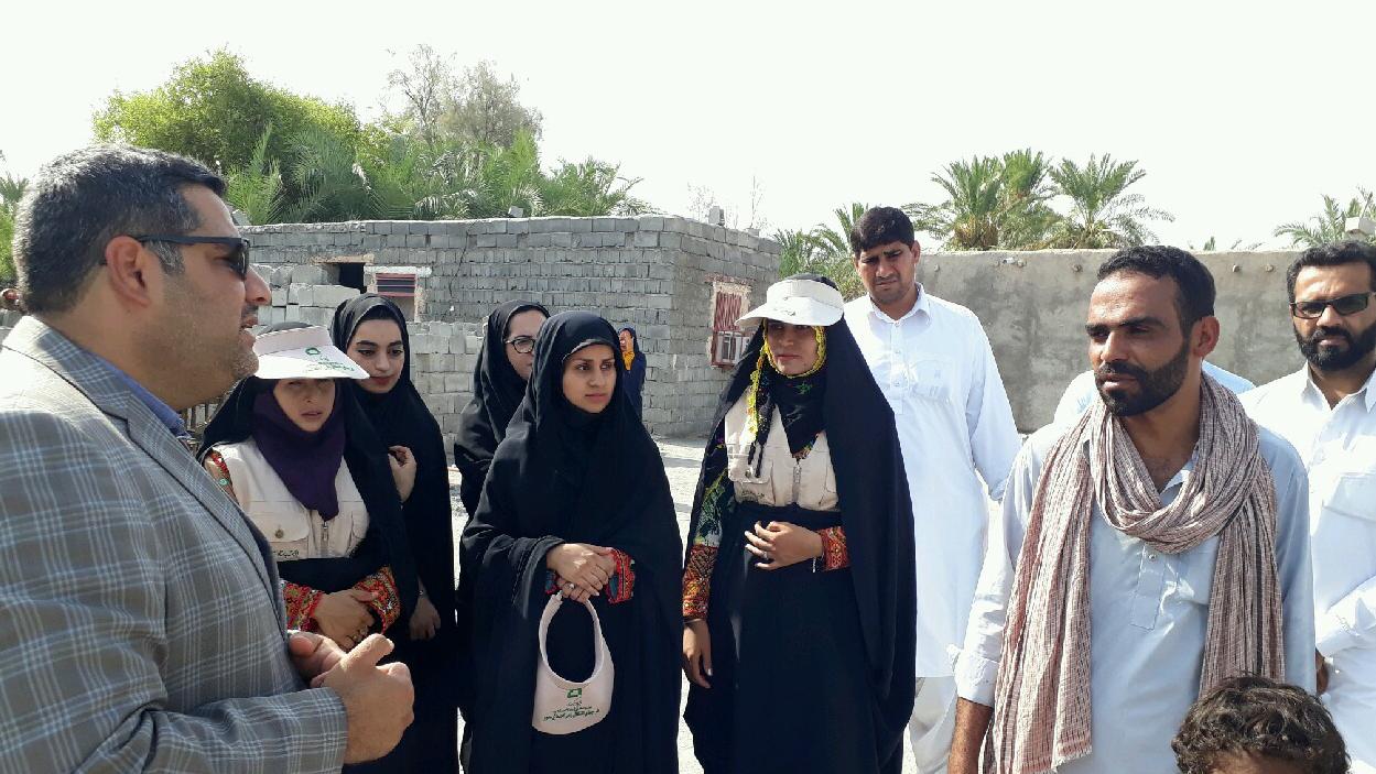 رونق 46 روستای دلگان با اشتغالزایی بنیاد برکتِ ستاد اجرایی فرمان حضرت امام(ره)