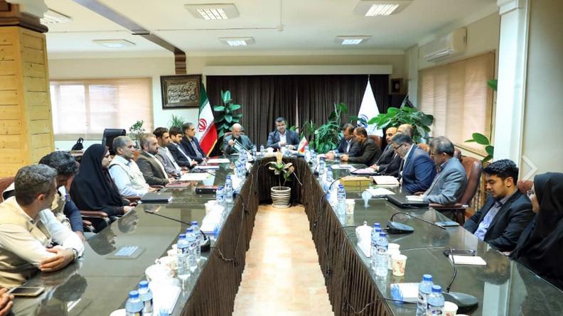 مؤسسة البركة التابعة للجنة تنفیذ أمر سماحة الامام (ره) تقوم بتشغیل 800 مشروع جدید لتوفیر الاعمال في محافظة مازندران .