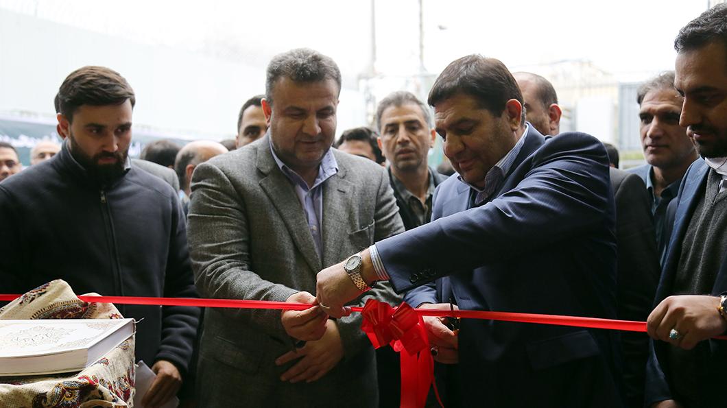 افتتاح قرارگاه خدمترسانی ستاد اجرایی فرمان امام در استان مازندران