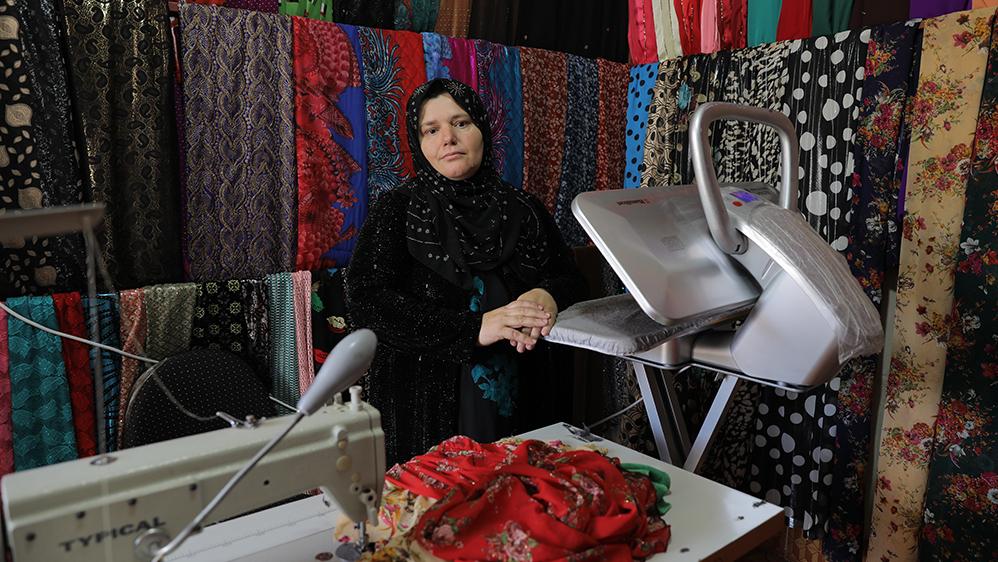 تنفیذ 1800 مشروع من مشاریع مؤسسة البرکة لتوفیر الاعمال في محافظة کرمانشاه