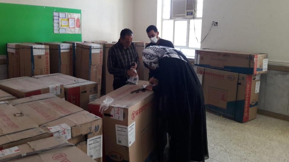 تکمیل و تجهیز مساجد شعیبیه خوزستان توسط بنیاد برکت