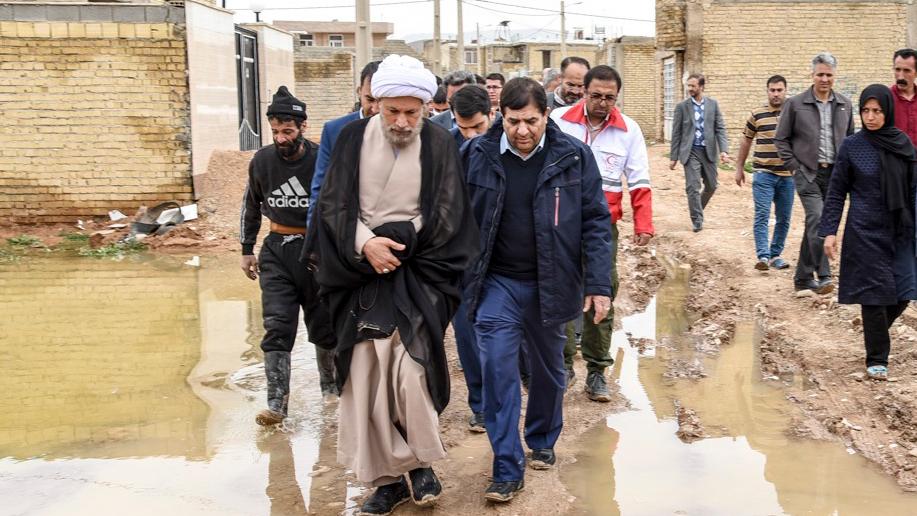 امدادرسانی بهموقع ستاد اجرایی فرمان حضرت امام(ره) به مردم سیلزدهی فارس