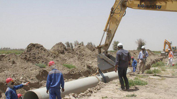 The contribution of Barakat Foundation in Operation of Four Rural Water Supplying Complexes