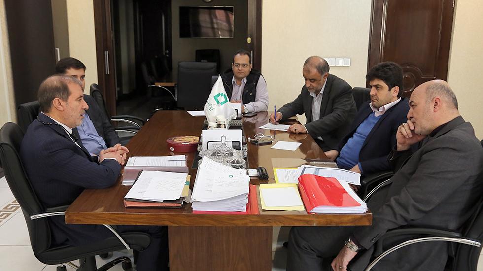 نمایندهی مردم ماکو و چالدران در مجلس تأکید کرد: رونق اقتصادی مناطق محروم با اقدامات بنیاد برکت