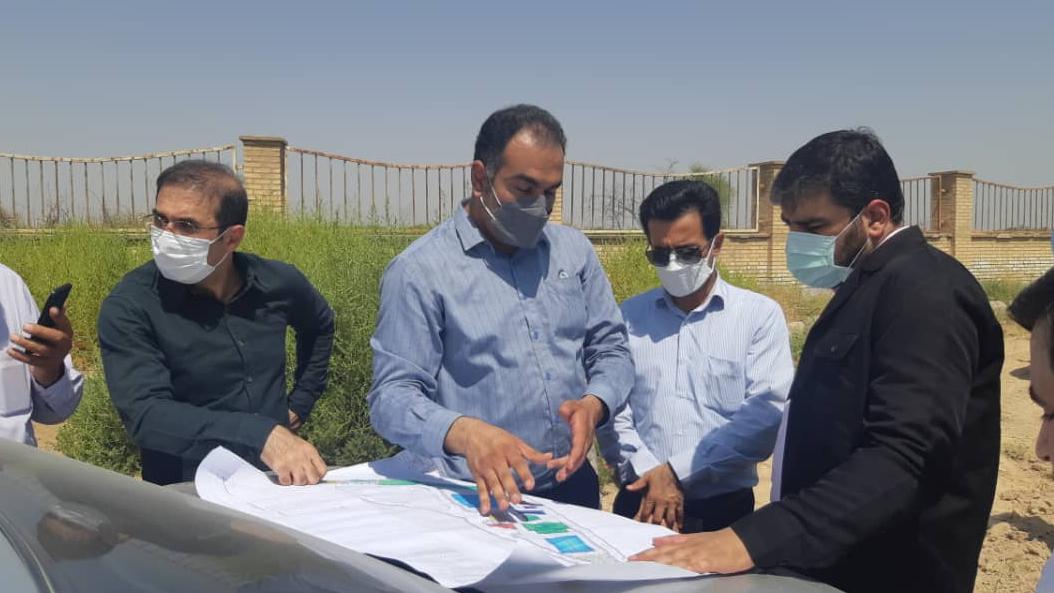 آبرسانی برکت به ۷۰۲ روستای خوزستان تا پایان سال