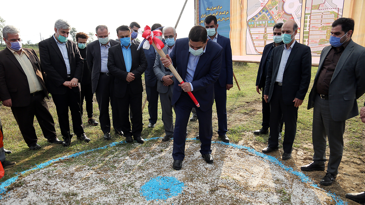 آغاز عملیات احداث ۵۰۰۰ واحد مسکن محرومان در گیلان توسط ستاد اجرایی فرمان امام