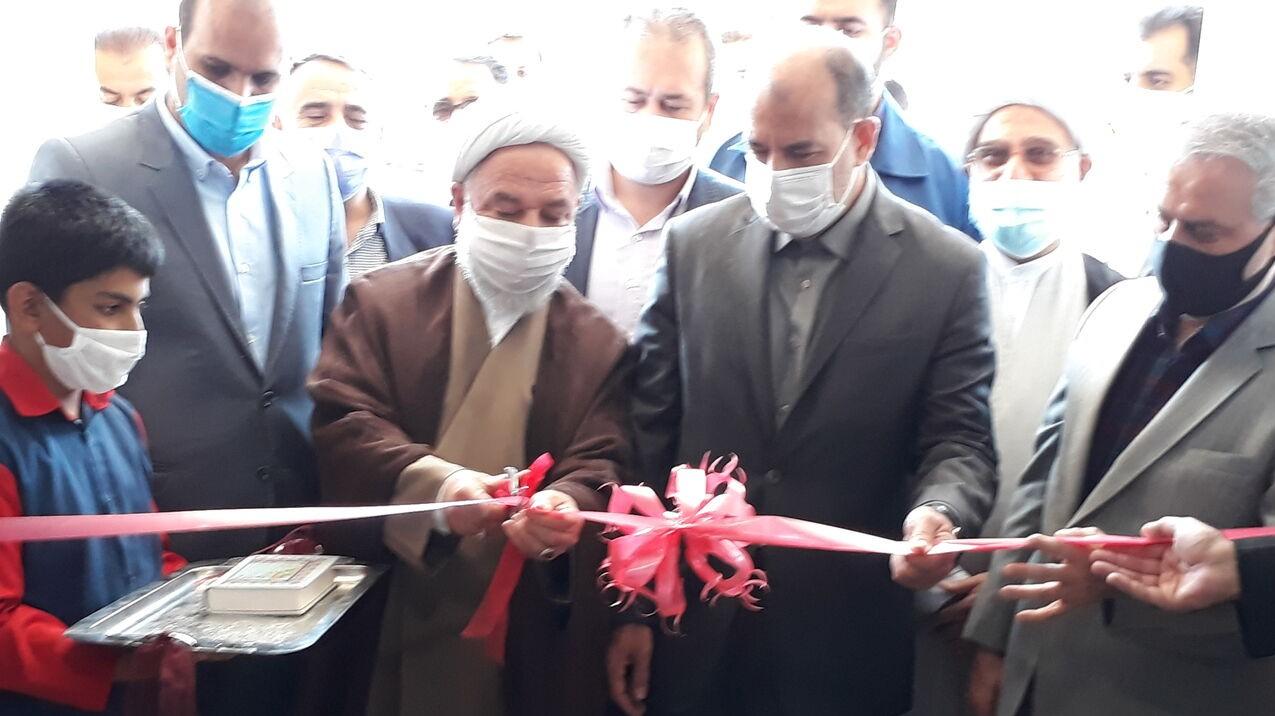 افتتاح 12 مدرسه برکت در خراسان شمالی