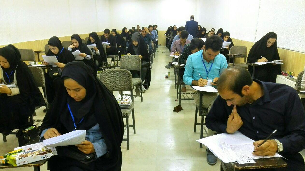 گزارش تصویری برگزاری آزمون دورهی آموزش تسهیلگری اقتصادی و اجتماعی بنیاد برکت