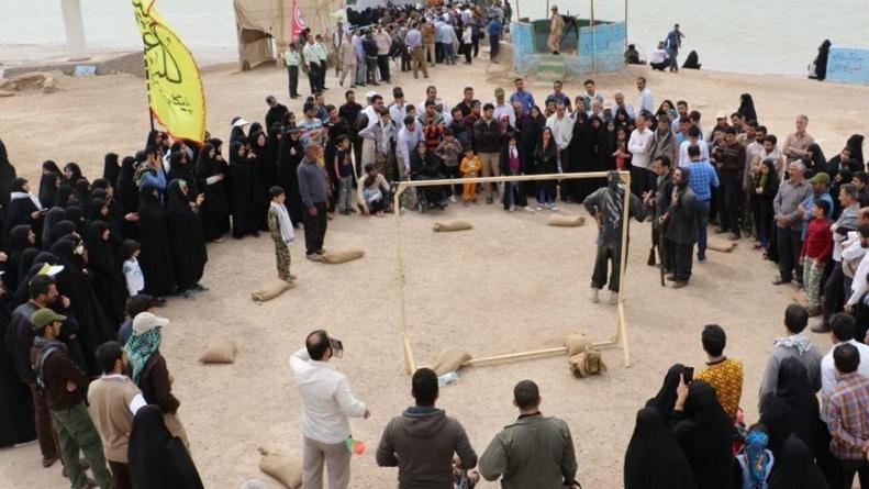 90 اجرای نمایش خیابانی در مناطق عملیاتی خوزستان با حمایت بنیاد برکت
