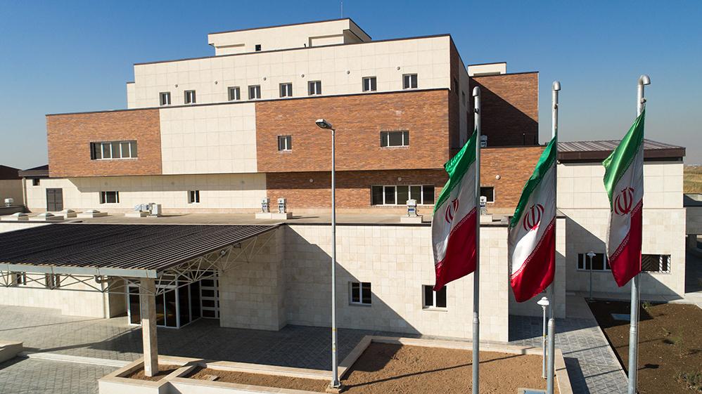 افتتاح بیمارستان برکت؛ هدیهی مقام معظم رهبری به مردم قرچک
