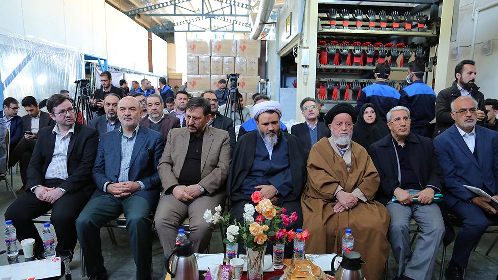 گزارش تصویری سفر معاون هماهنگی ستاد اجرایی فرمان حضرت امام(ره) به استان سمنان