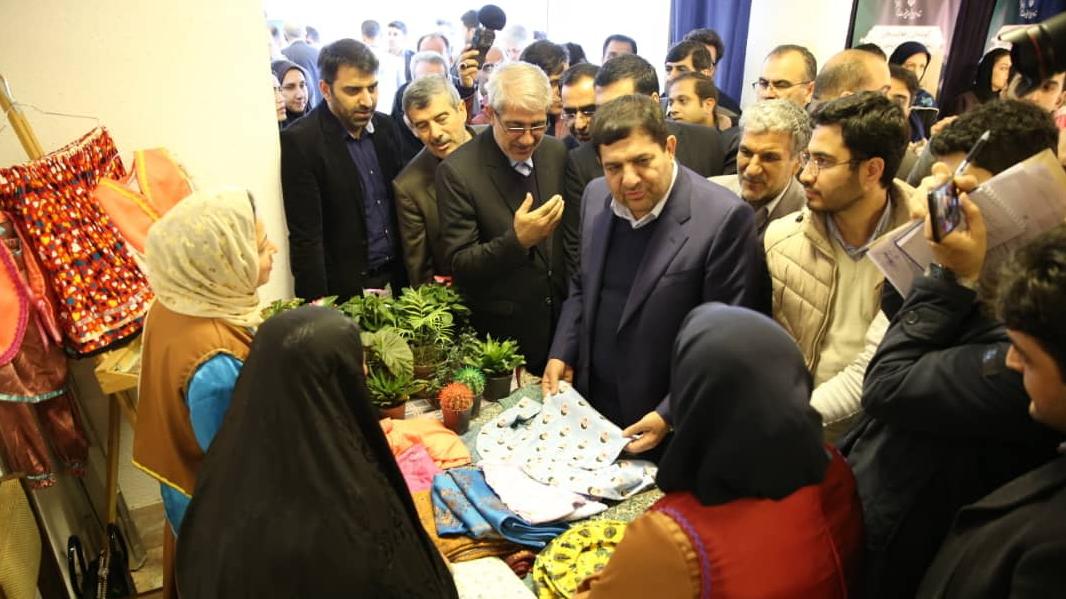 بهرهبرداری از ۱۳۳۱ طرح اشتغالزایی برکت در استان مازندران