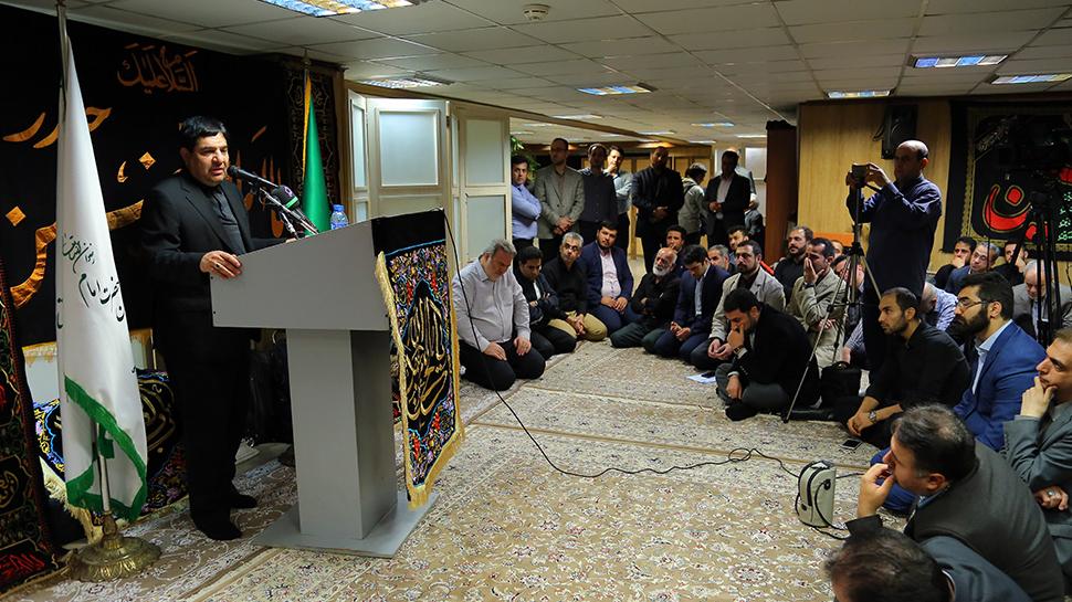 خدمات گستردهی ستاد اجرایی فرمان حضرت امام(ره) به زائران اربعین