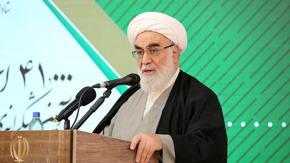 مسرت رهبر معظم انقلاب از اقدامات ستاد اجرایی فرمان حضرت امام(ره)