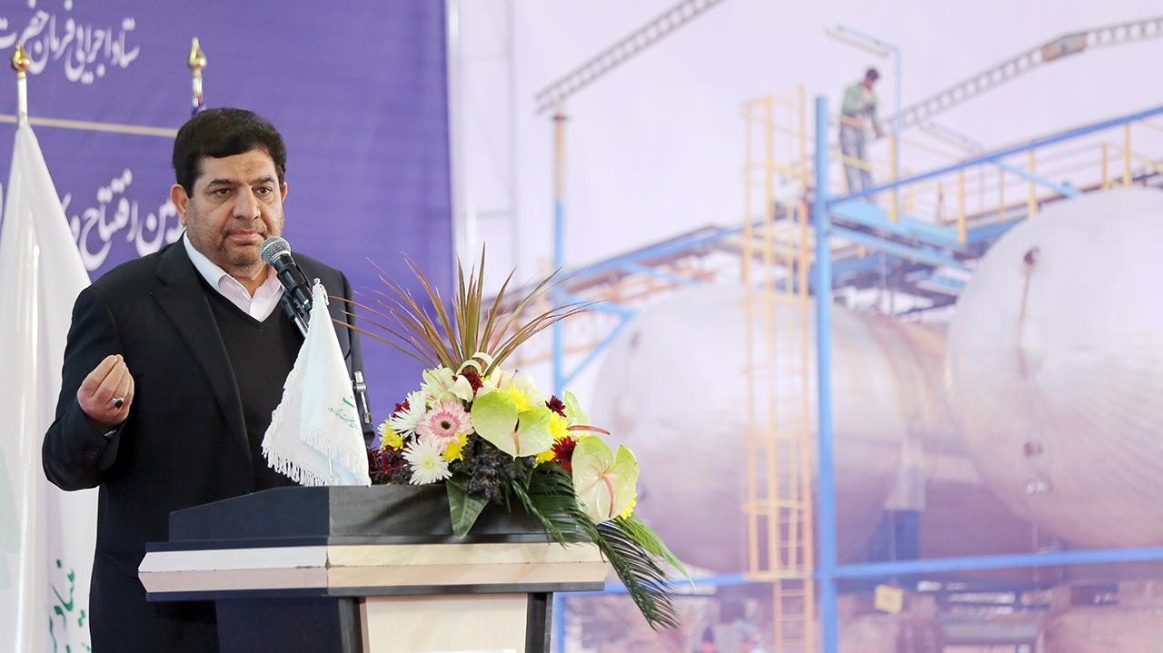 افتتاح کارخانه کربن بارد در کنار پالایشگاه تهران با سرمایهگذاری ۲۴۰ میلیاردی و ایجاد ۱۵۰ شغل جدید