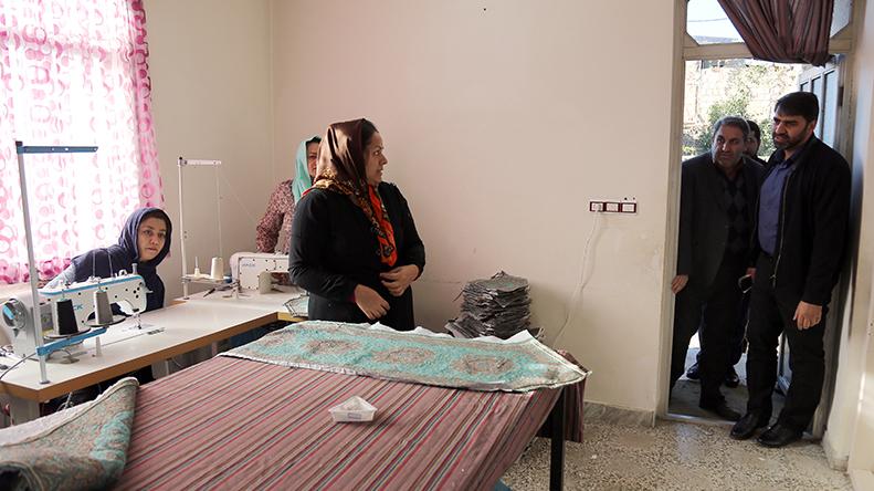 مدیرعامل بنیاد برکت خبر داد:  ۱۸۰۰۰ شغل ستاد اجرایی فرمان امام در مناطق سیلزده کشور