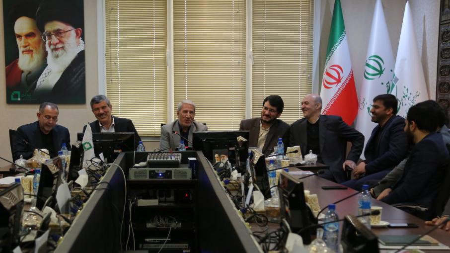 مدیرعامل جدید بنیاد برکتِ ستاد اجرایی فرمان حضرت امام(ره) منصوب شد